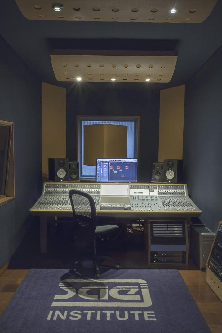 Studio 3 - Audio Production | SAE Institute Netherlands -Leer Audio ...